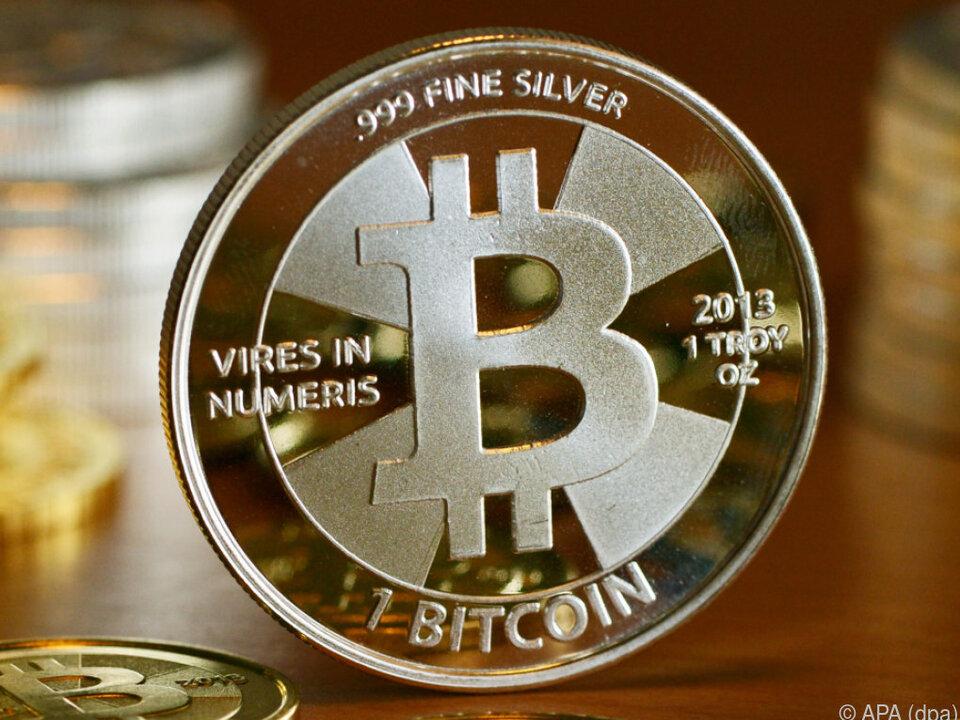 Börsedebüt für Digitalwährung Bitcoin