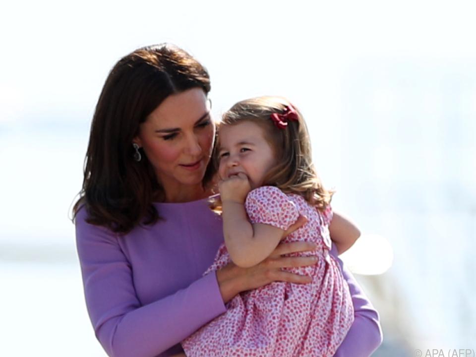Charlotte wird die Willcocks Nursery School besuchen
