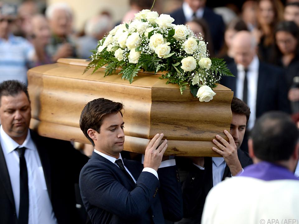 Daphne Caruana Galizia wurde am Wochenende beerdigt