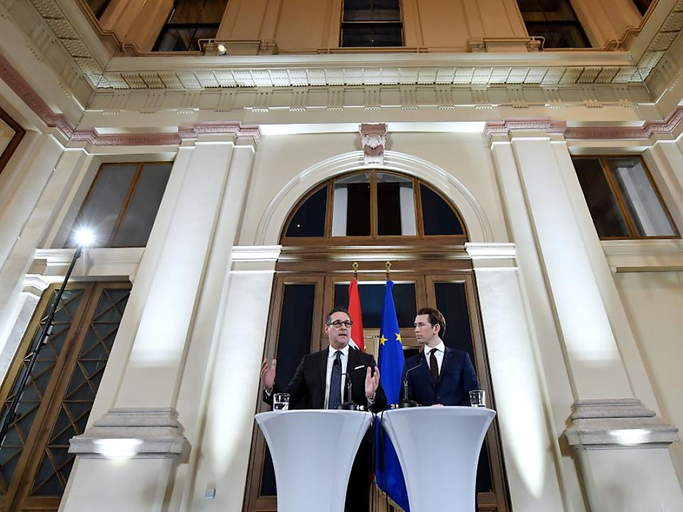 Das Bekenntnis der neuen Regierung zur EU stehe \