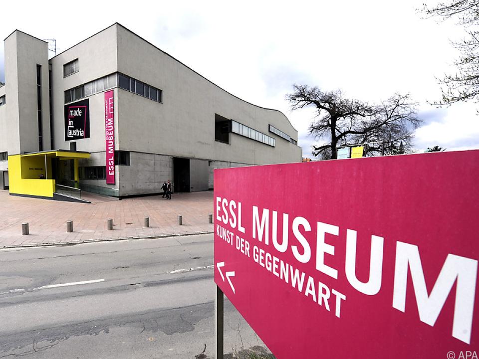 Das Essl-Museum in Klosterneuburg wurde 2016 geschlossen
