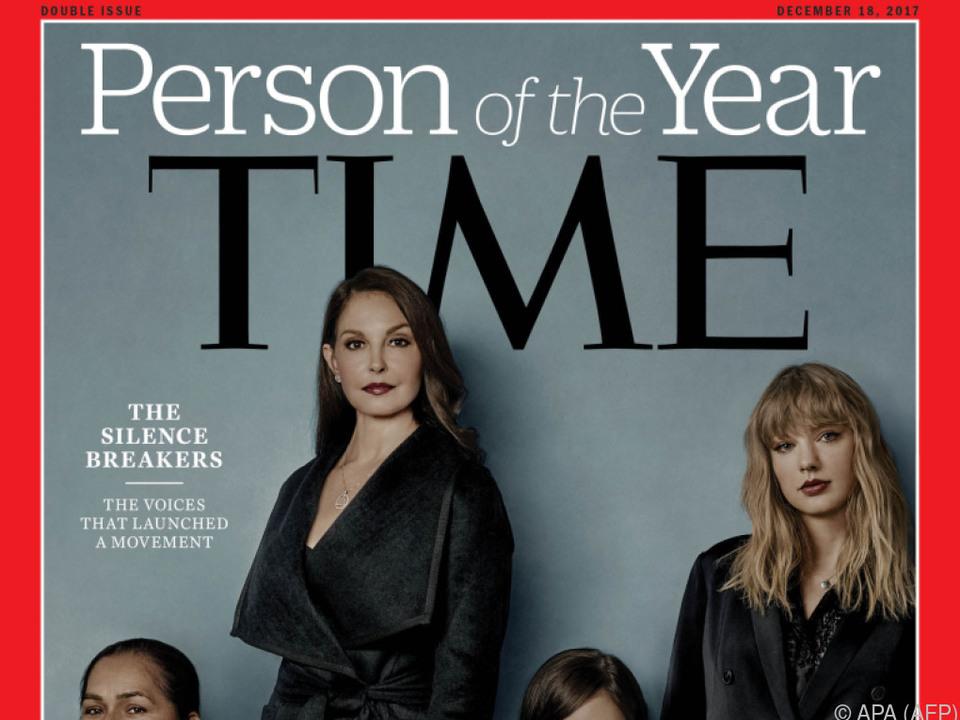 Das Magazin kürte eine ganze Bewegung zur \