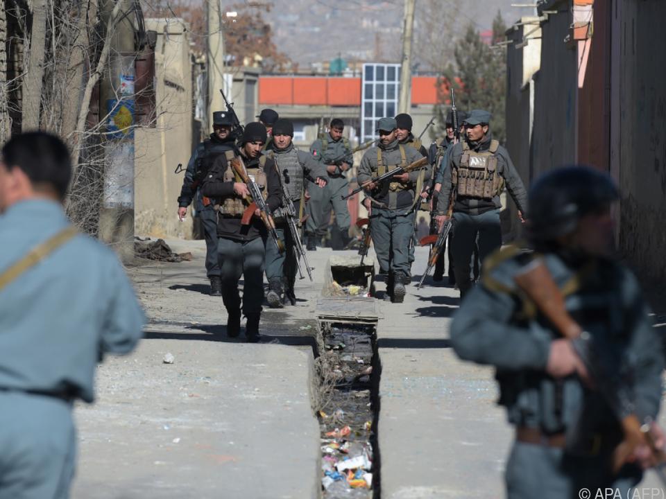 Der Anschlag wurde in einem schiitischen Viertel der Stadt verübt