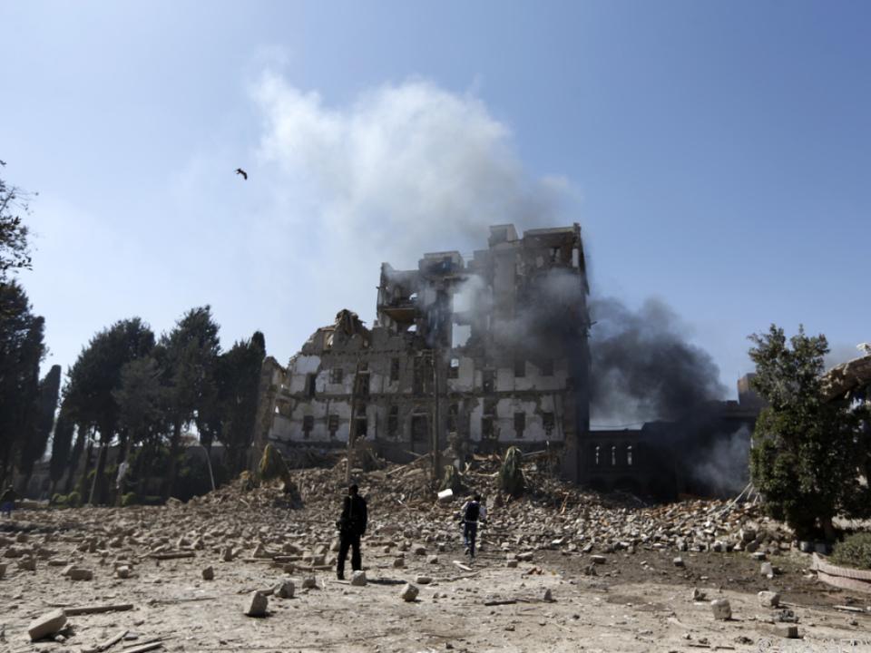 Der Jemen versinkt im totalen Chaos