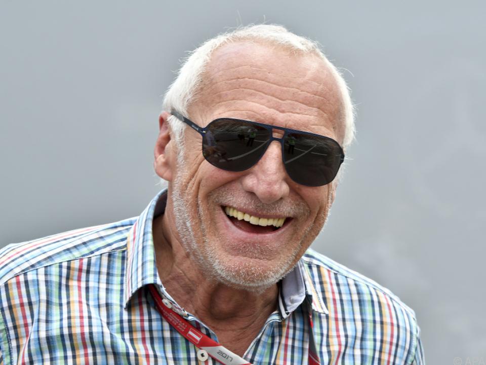 Der Red-Bull-Boss wurde zuletzt in Medien am häufigsten genannt