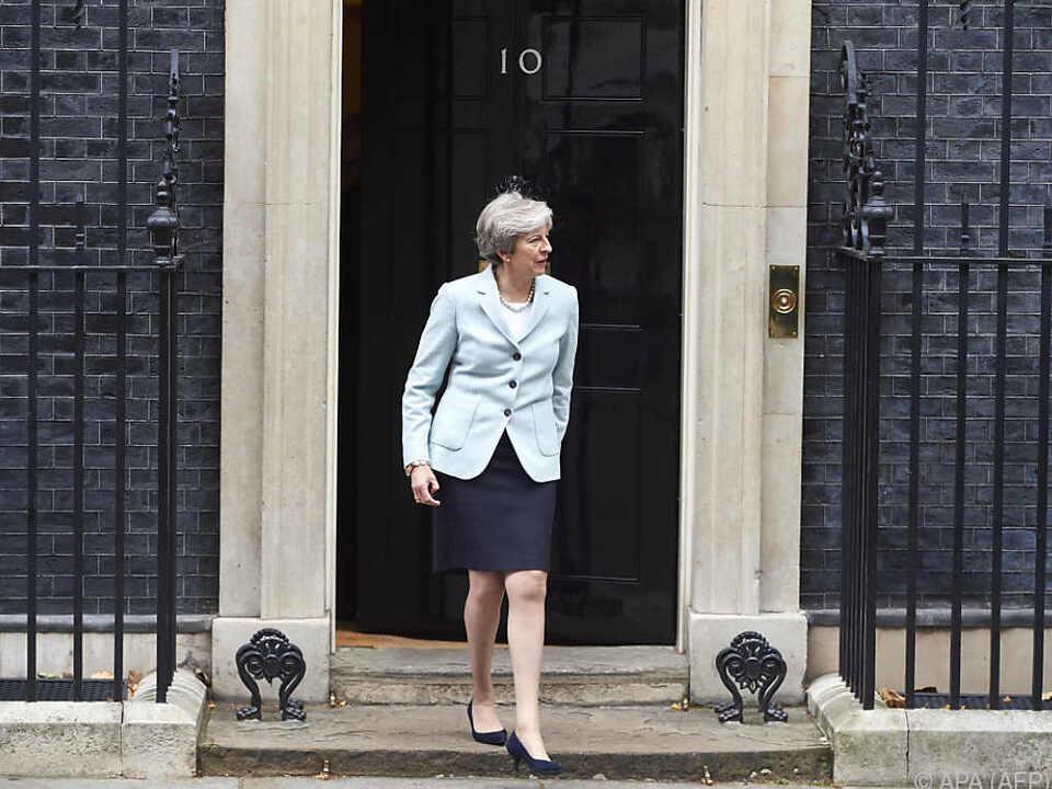 Der Sprengstoff sollte vor der Downing Street eingesetzt werden
