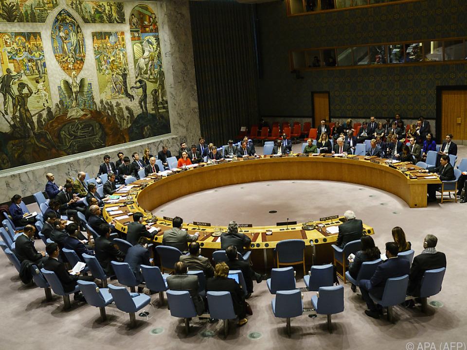 Der Status von Jerusalem beschäftigt die Vereinten Nationen