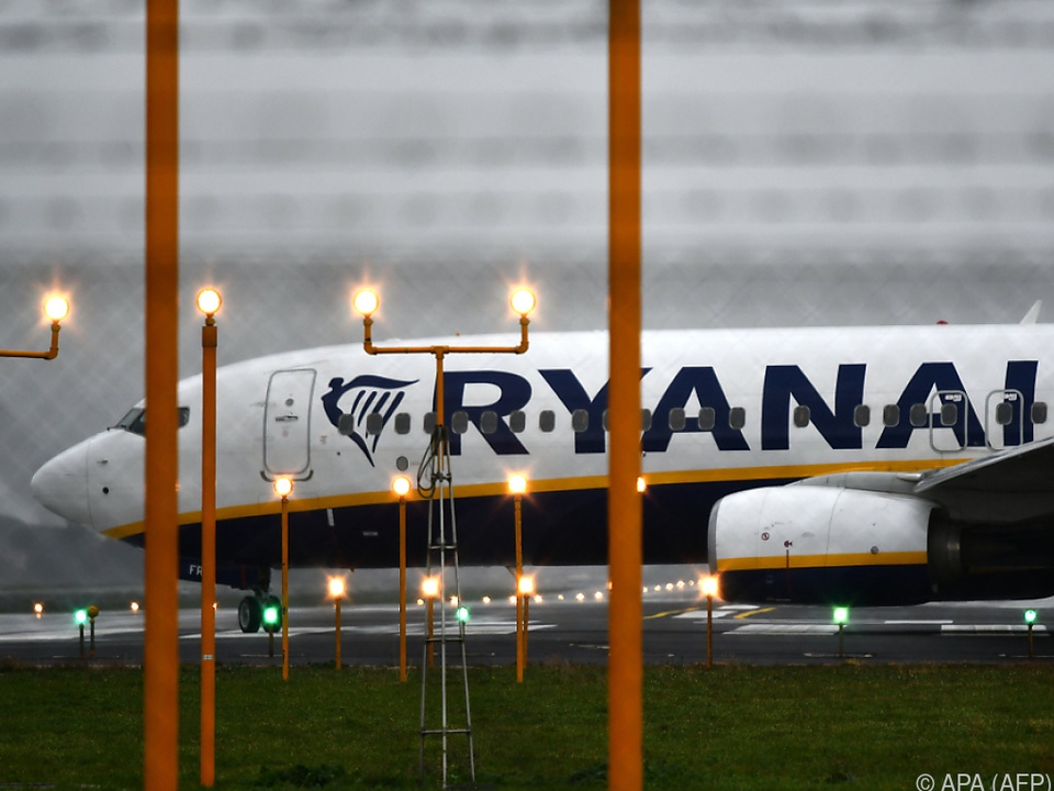 Deutsche Ryanair-Kunden müssen sich auf Unannehmlichkeiten einstellen