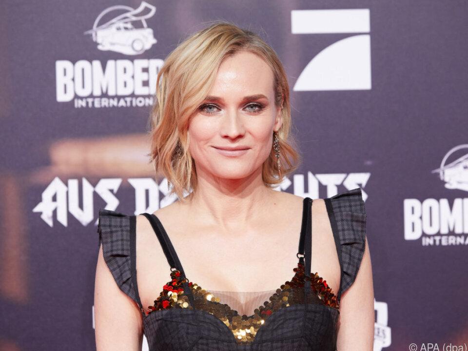 Die deutsche Schauspielerin hofft auf einen Neustart