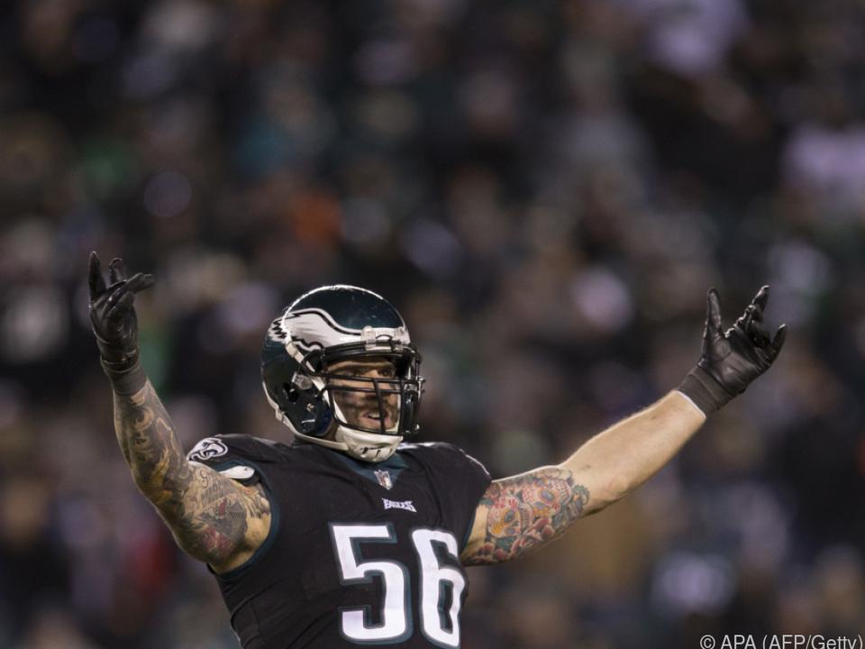 Die Eagles feierten einen 19:10-Heimsieg gegen die Oakland Raiders