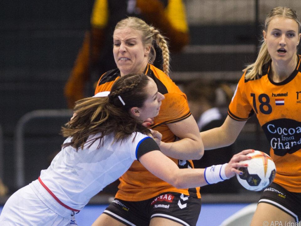 Die Niederländerinnen kämpfen weiter um den WM-Titel