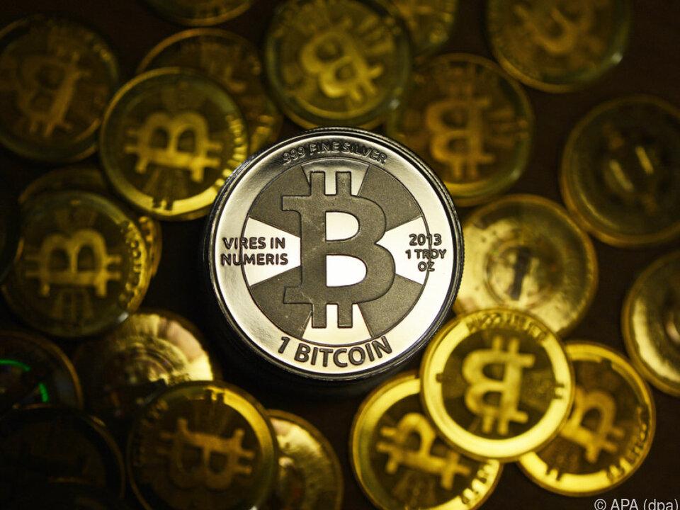 Die Österreicher stehen Bitcoin und Co skeptisch gegenüber