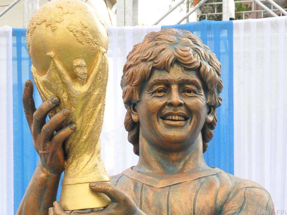 Die Statue in Kolkata überzeugt nicht alle