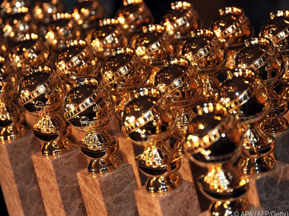 Die Trophäen werden am 7. Jänner in Beverly Hills verliehen