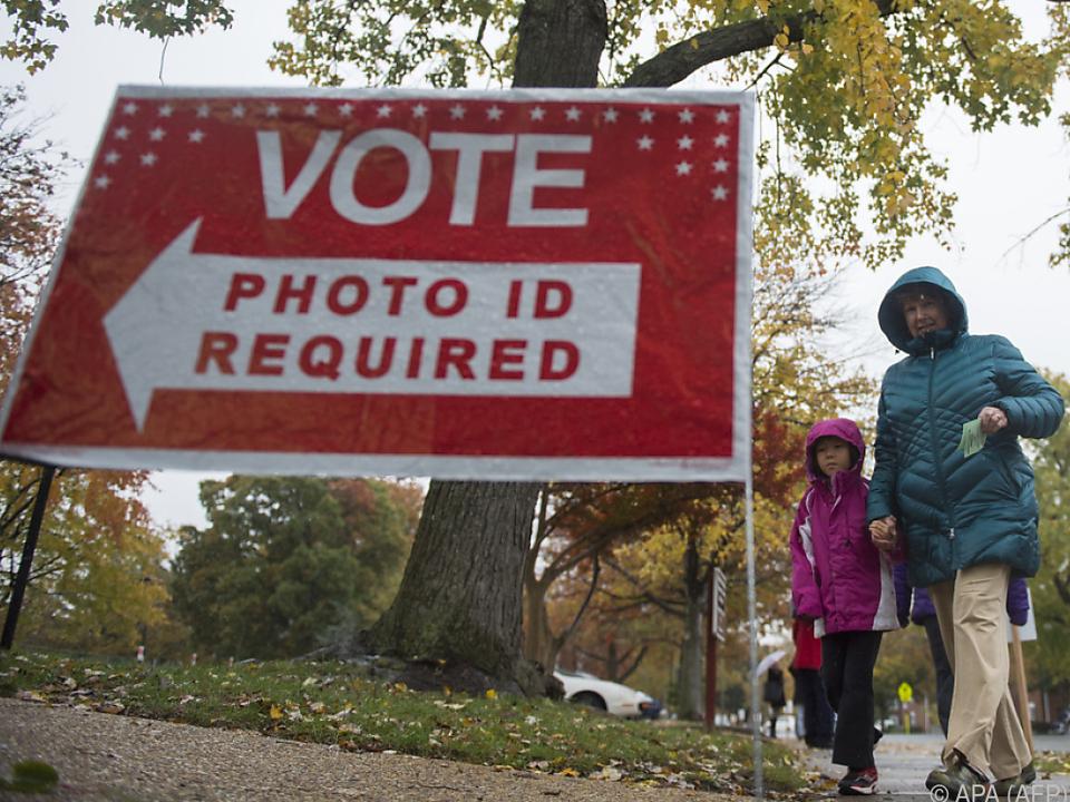 Die Wahl fand am 7. November statt