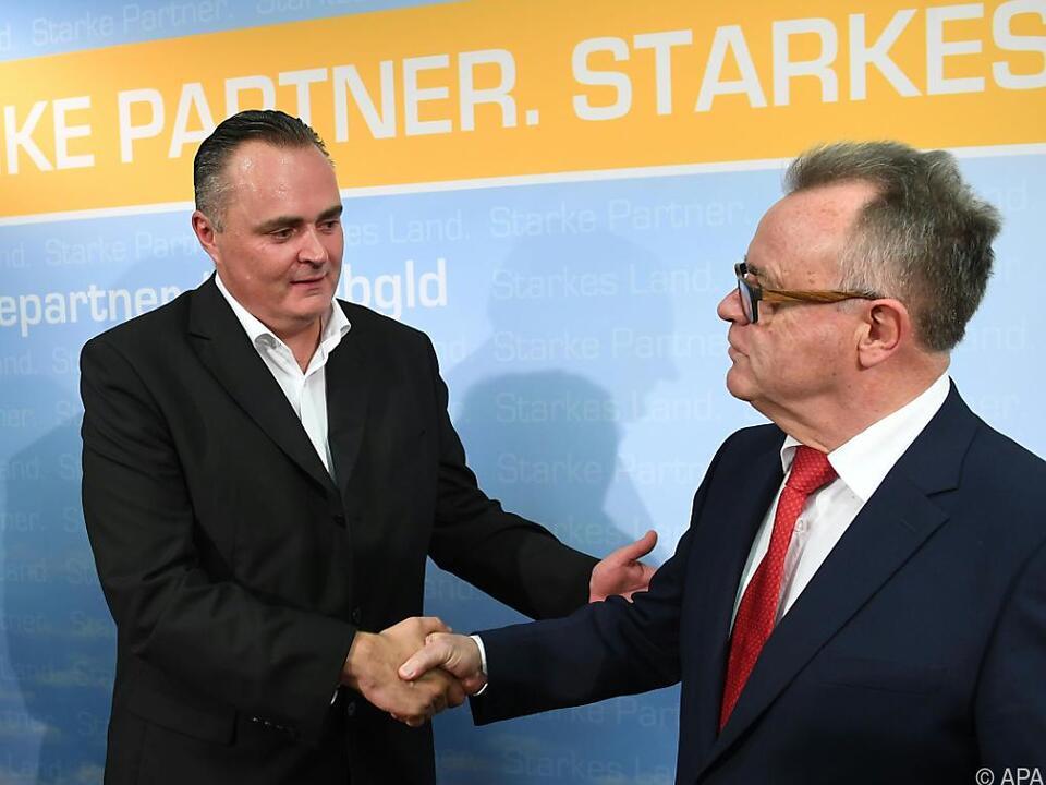 Doskozil ist aktuell noch als Minister im Amt