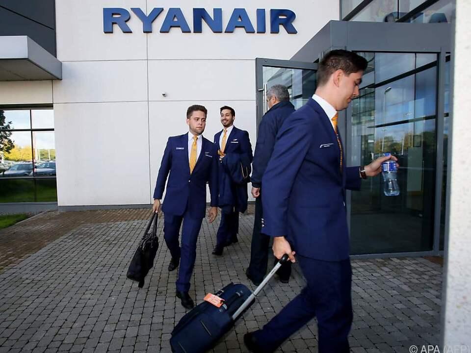 Nicht nur deutsche Piloten drohen Ryanair mit Streik