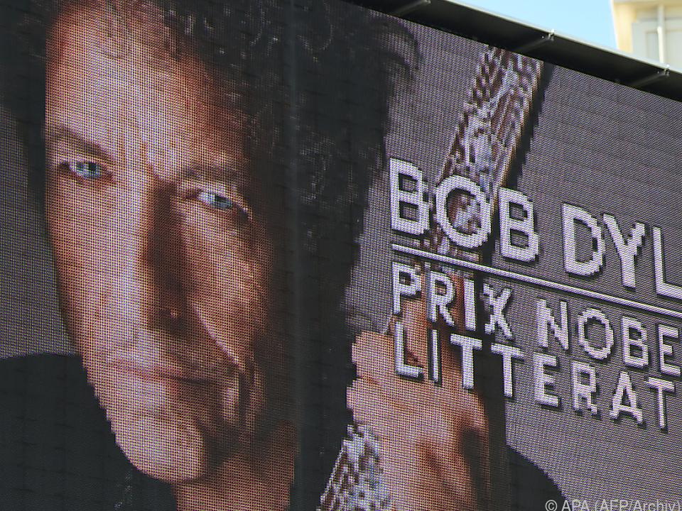 Dylan gastiert am 16. April in Wien