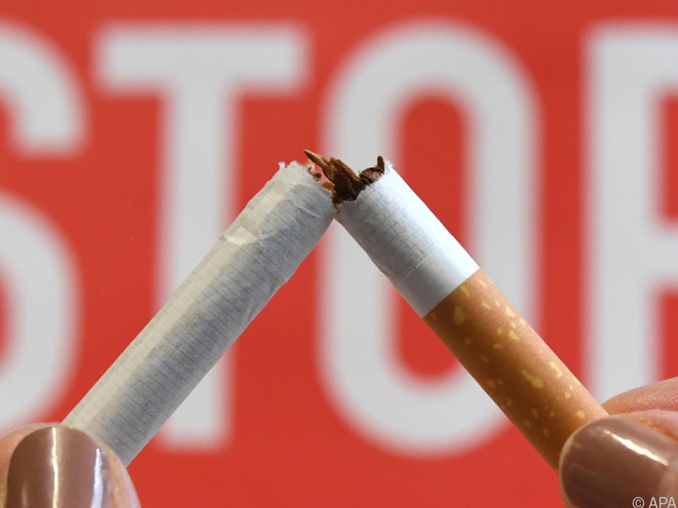 Ein generelles Rauchverbot in der Gastronomie wird gefordert