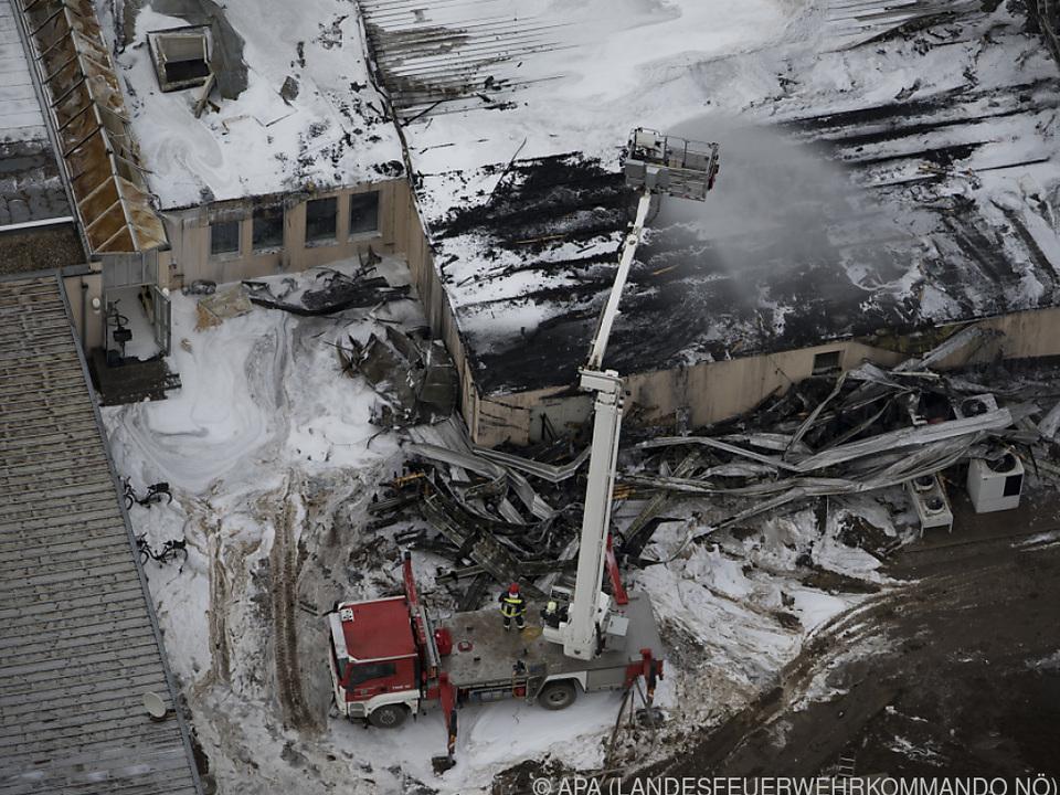 Ein TÜV-Mitarbeiter starb bei Gasexplosion