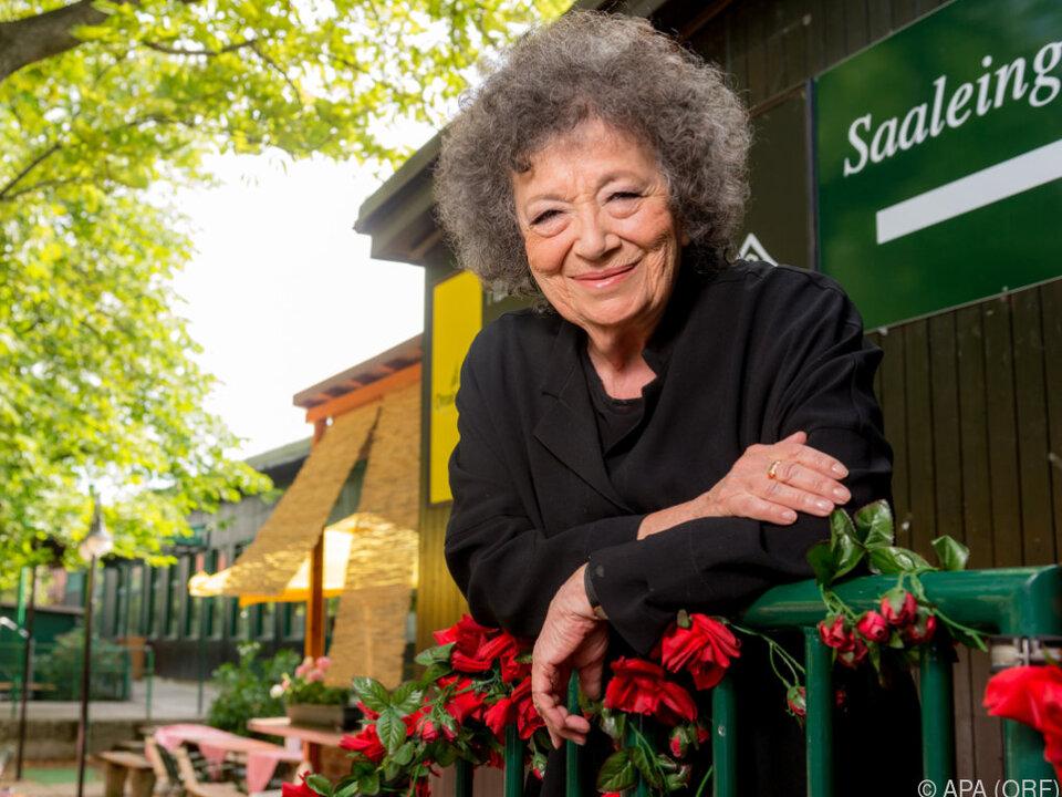 Elizabeth T. Spira wird für ihr Lebenswerk ausgezeichnet