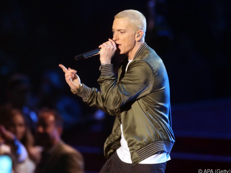 Eminem hat\'s immer noch drauf