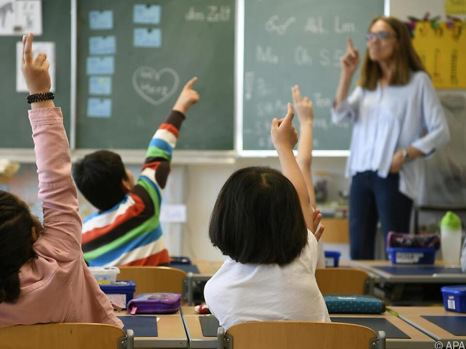 Es gibt Bedenken am Regierungsprogramm in Sachen Schule
