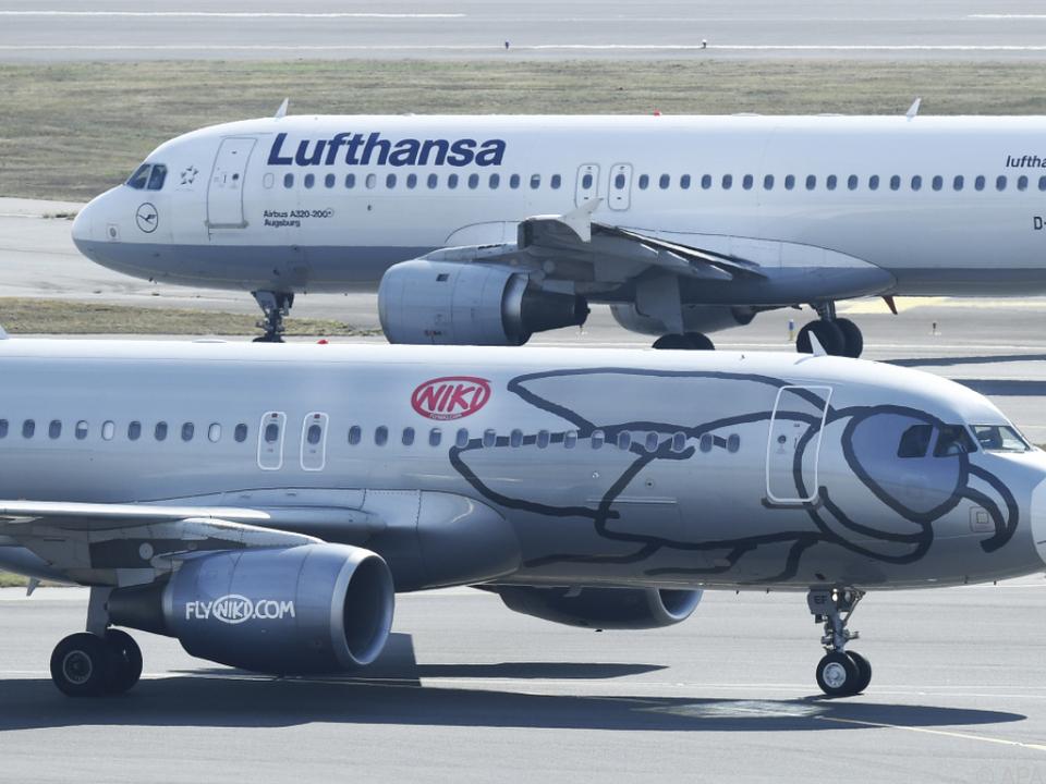 EU hat Bedenken gegen Übernahme von Niki-Übernahme durch Lufthansa