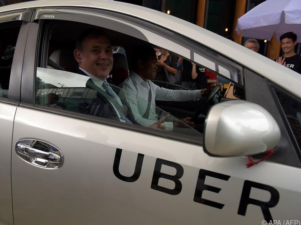 Europa dürfte für Uber schwieriger Markt werden