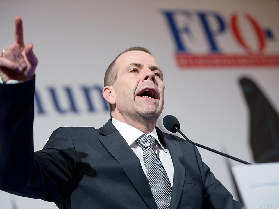 Generalsekretär Vilimsky verteidigt FPÖ-Minister