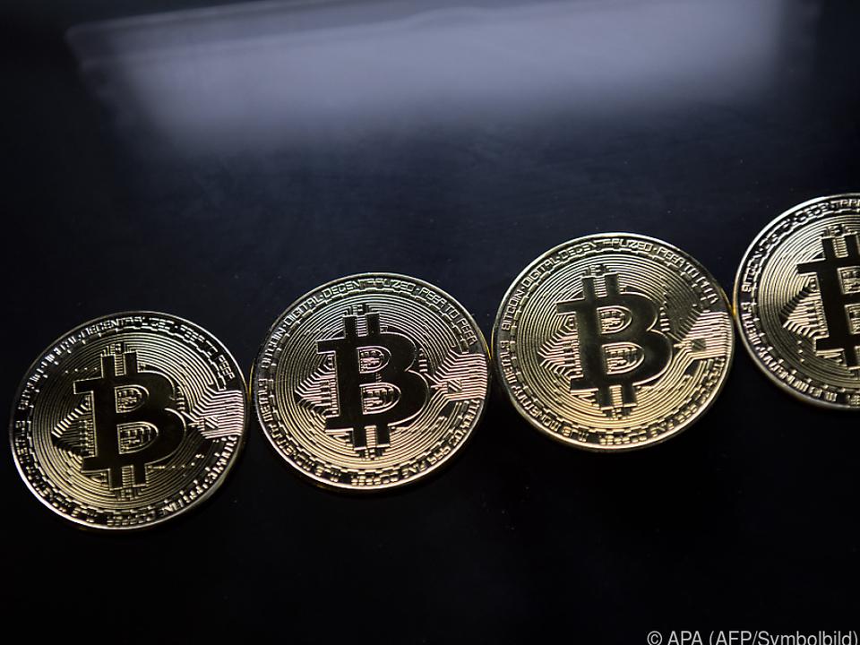 Hessen besitzt 126 Bitcoins