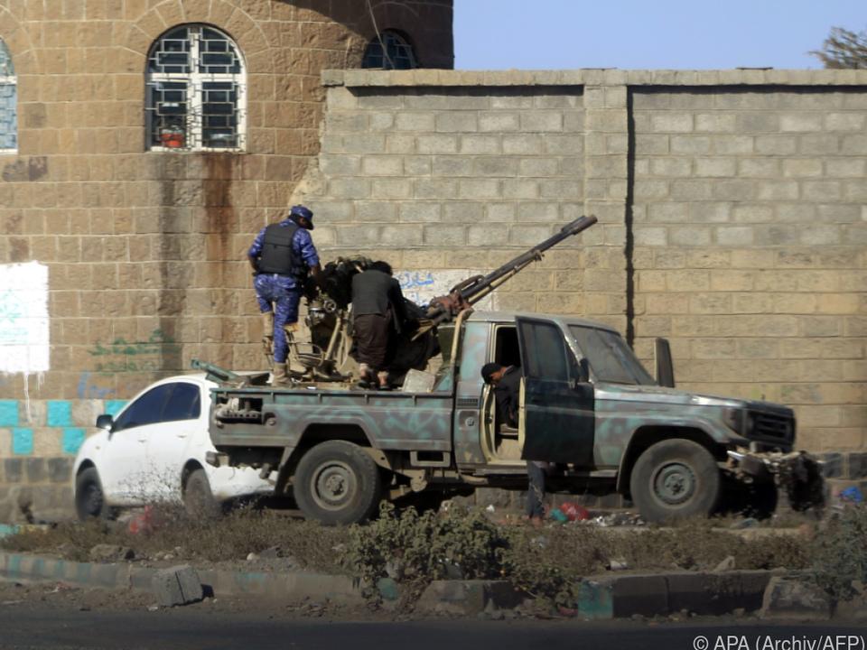 Houthis kontrollieren den Großteil des Nordjemen