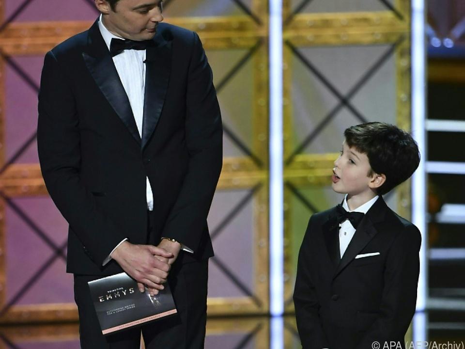 Iain Armitage spielt den jungen Sheldon Cooper