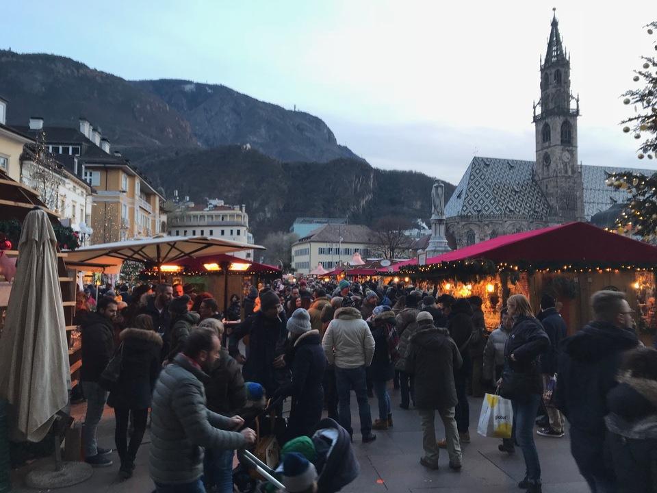 christkindlmarkt weihnachtsmarkt bozen