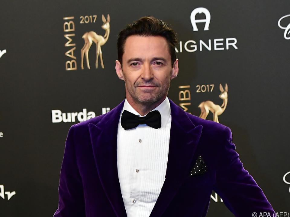 Jackman würde auch als Bond eine gute Figur machen