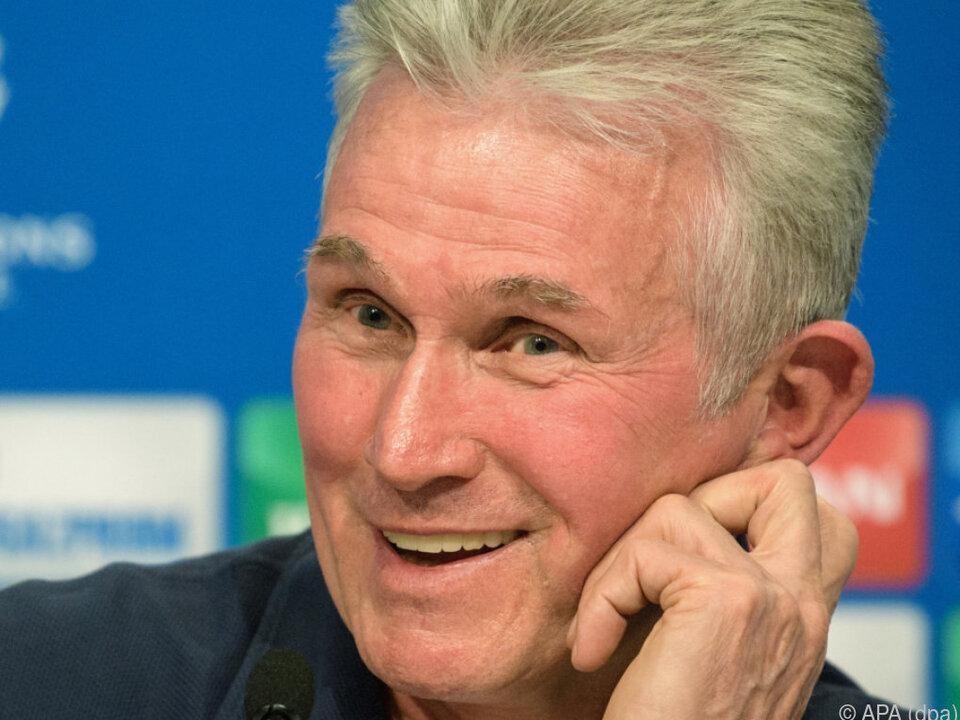 Jupp Heynckes hat maßgeblichen Anteil am Leistungsaufschwung des FCB