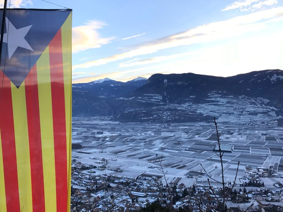 katalanische-fahne-in-tramin