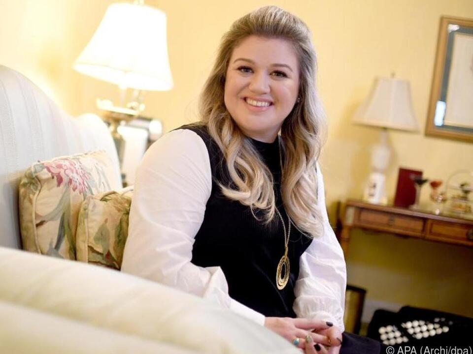 Kelly Clarkson lebt in Patchwork-Familie
