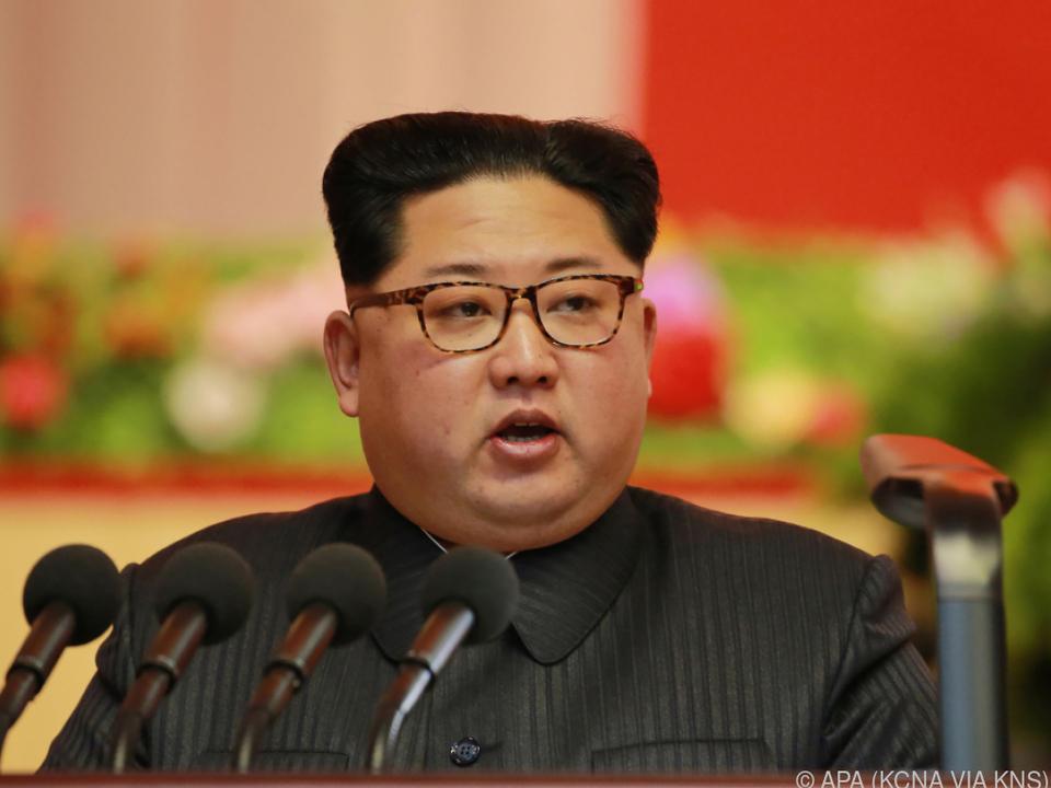 Kim Jong-un hat einen Fan in Gaza