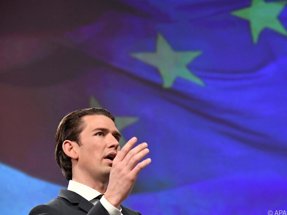 Kurz\' Aussagen sorgen für Aufruhr in Italien