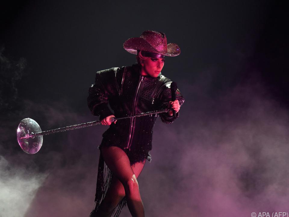 Lady Gaga wollte schon immer ein Las-Vegas-Girl sein