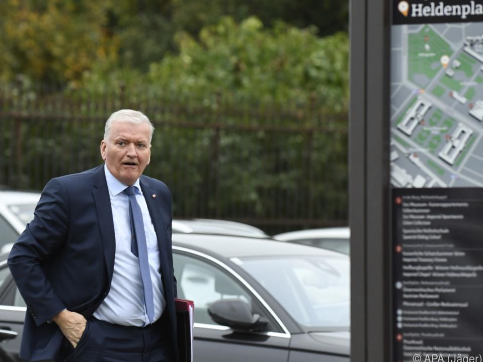 Landesrat Schnabl kündigte eine Prüfung an