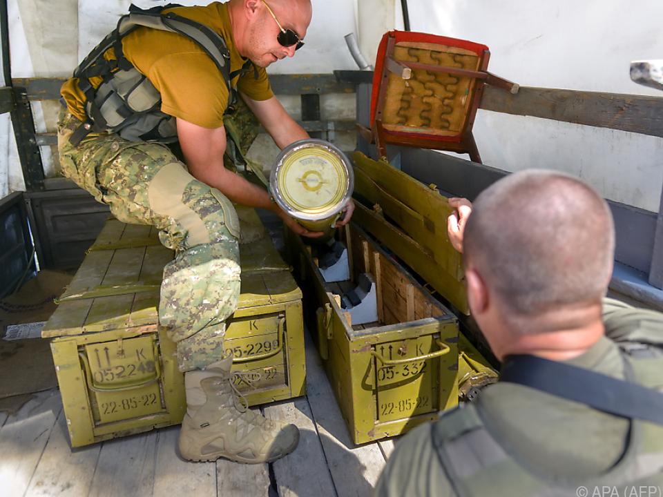 Laut Medien sollen Panzerabwehrraketen geliefert werden