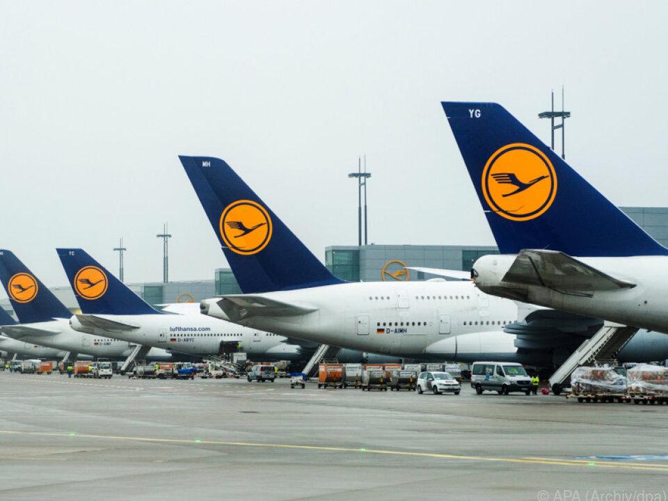 Lufthansa will nicht an Preisschraube gedreht haben