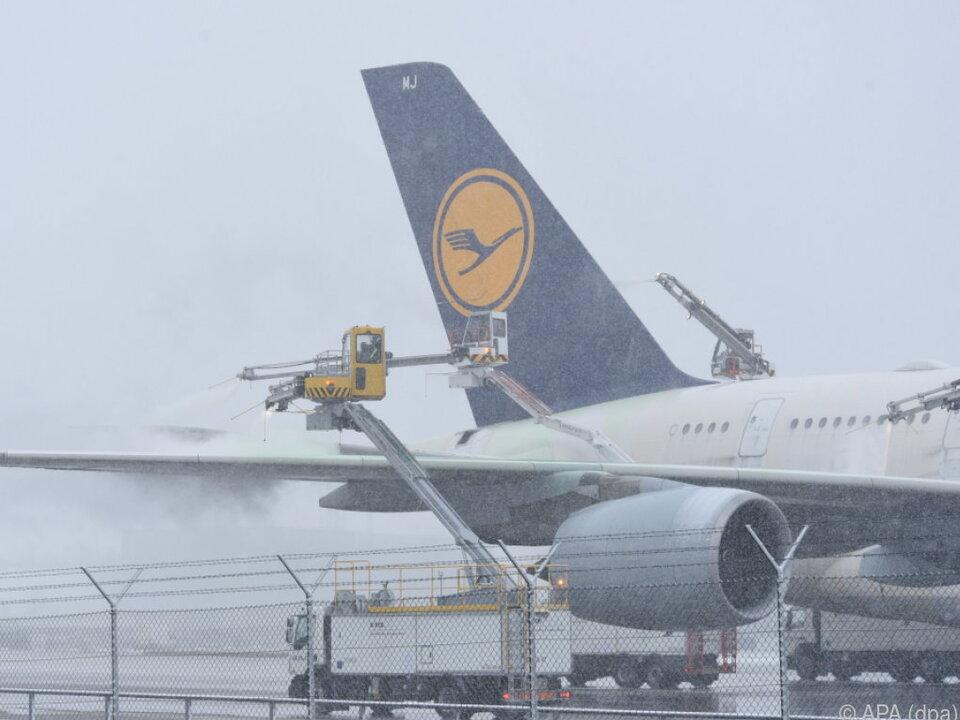 Lufthansa wird genau beobachtet