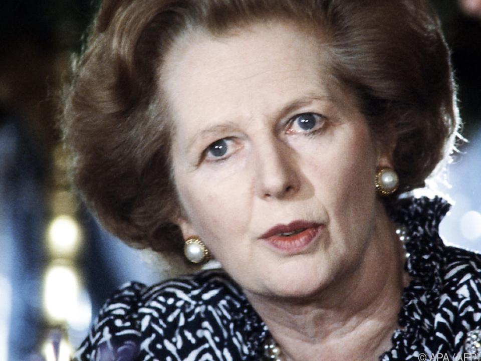 Margaret Thatcher trug ihren Spitznamen nicht zu unrecht