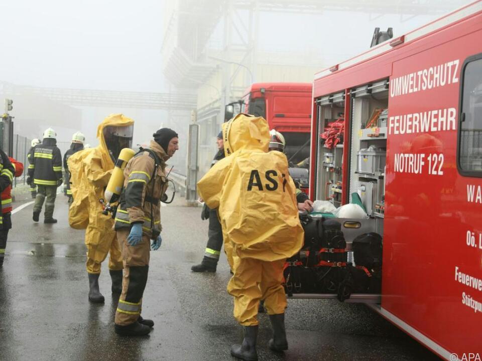 Mehrere Menschen wurden schwer verletzt