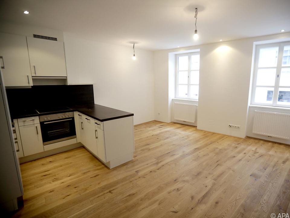 Mietwohnungen in Wien unter 1.000 Euro sind zur Seltenheit geworden