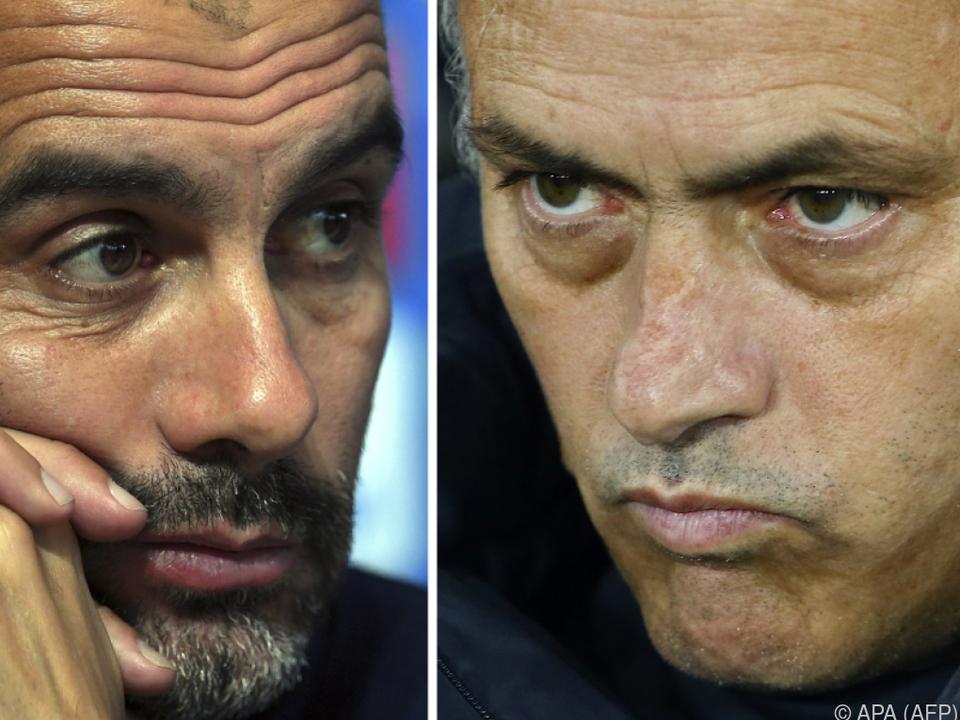 Nicht nur ein Duell zweier Clubs sondern auch zweier Spielphilosophien