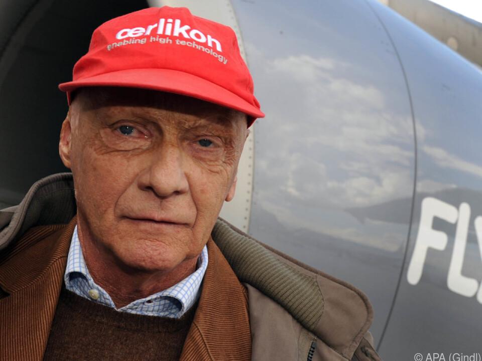 Niki Lauda ist offenbar im Bieterrennen dabei